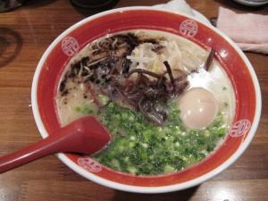 【日立市】 麺や亮 新味+味玉