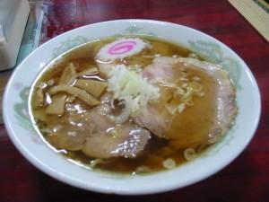 【小山市】 佐野らーめん 龍麺 チャーシューメン