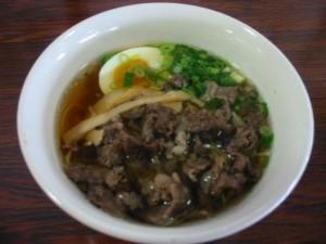 【鳥羽フェリー乗り場】 マル井 松阪牛ラーメン