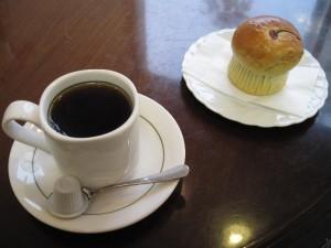 【下田市】 PANETTO さくらあんぱん&アメリカンコーヒー
