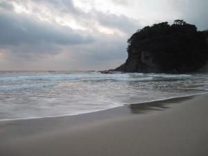 【下田市】 白浜海岸