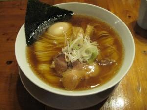 【厚木市】 麺や食堂 味玉そば