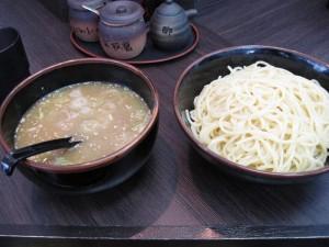 【台東区】 上野大勝軒 塩つけめん