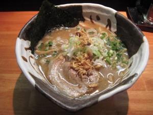 【ひたちなか市】 麺や 虎ノ道 熟成らーめん