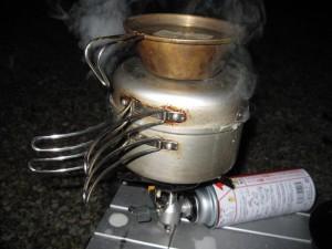 野外炊飯器