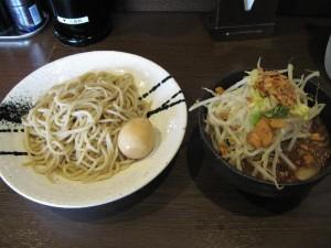 【神栖市】 どてちんII つけ麺(普通盛り)+味玉