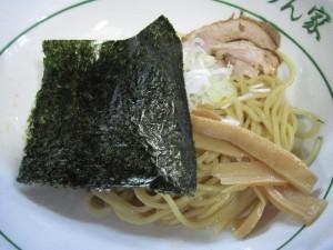 【水戸市】 らーめん めん家 油麺(シングル)