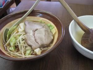 【新潟市中央区】 ラーメン東横 特製みそラーメン