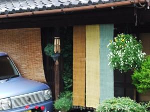 京都の軒先 (G1 NFD50mm)