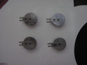 電気二重層キャパシタ 0.22F 3.3V