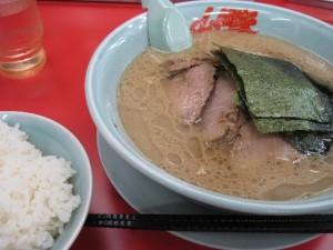 【日立市】 山岡屋 日立東金沢店 「醤油チャーシュー麺」