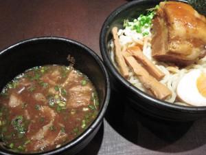 【千代田区】 麺屋武蔵 武仁 「武仁つけ麺(中盛)」