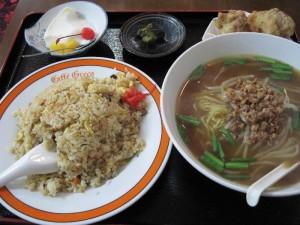【日立市】 四季紅 「炒飯定食」