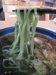 【大崎市】 もちべえ 「ずんだラーメンの麺」