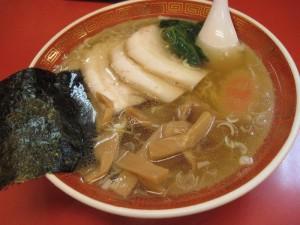 【水戸市】 浜田屋 50号バイパス店 「あっさりチャーシューメン」