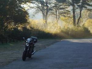 『磐梯山ゴールドライン』 「こがね平付近の朝」 (G1 NFD24mm)