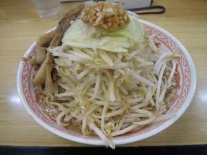 【前橋市】 常勝軒 前橋店 「チャーシューふじ麺(中盛)」