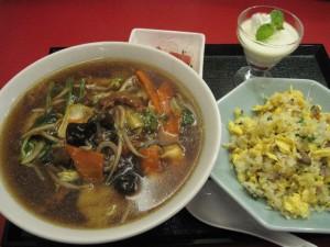【日立市】 中華食堂 天海 「五目セット」