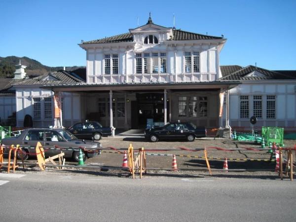 「JR日光駅」