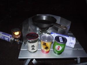 「花泉・花春・原蔵にごり酒」