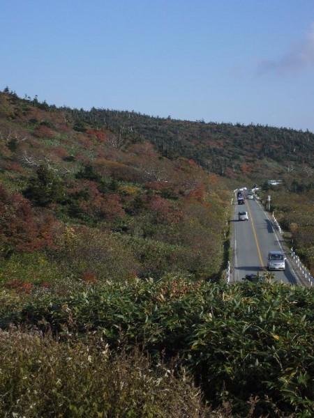 「蔵王エコーライン 刈田リフト乗り場からの眺め」 (G1 M.ZUIKO DIGITAL 14-42mm F3.5-5.6)