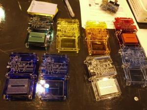 「MTM07 Arduino用アクリルケース」