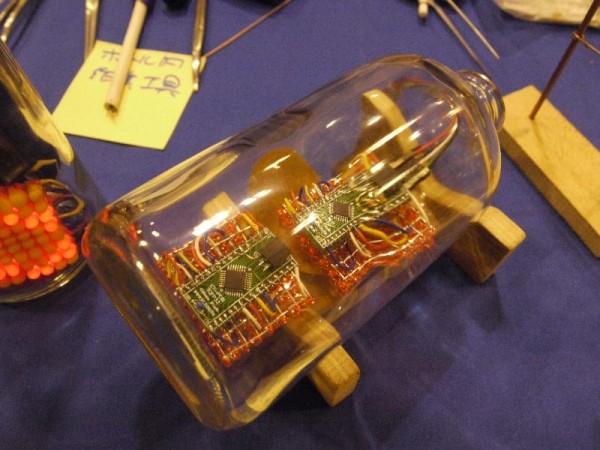 「MTM07 ボトル電子工作」