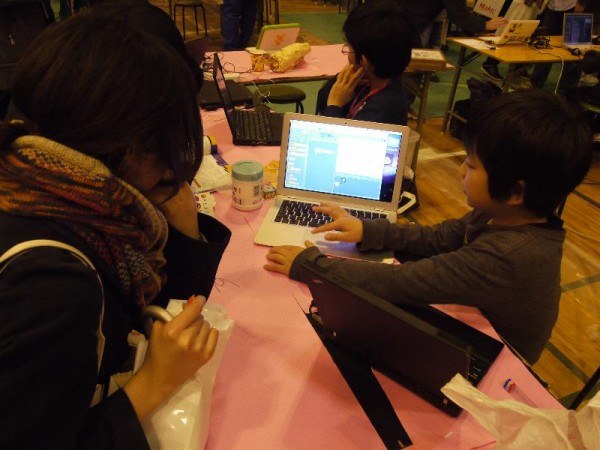 「MTM07 大人相手にソフトウェアのプレゼンをガチでキメる小学生」