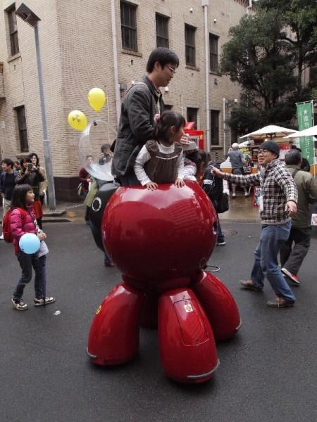 「MTM07 タチコマ型ロボット?」