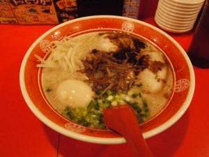 【日立市】 麺や亮 「新味+味玉」