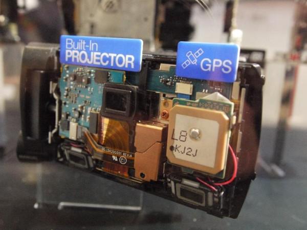 「CP+2012 SONY デジタルビデオカメラ(中身)」