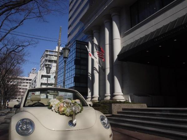 「結婚式用オープン車」 (G1 M.ZUIKO DIGITAL 14-42mm F3.5-5.6)