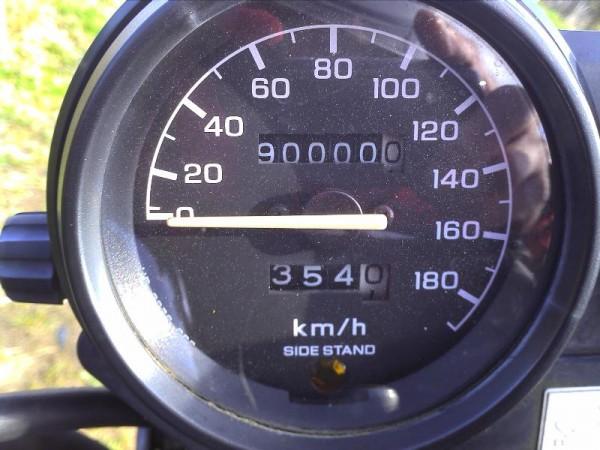 「CB750(RC42) 走行距離19万キロ」