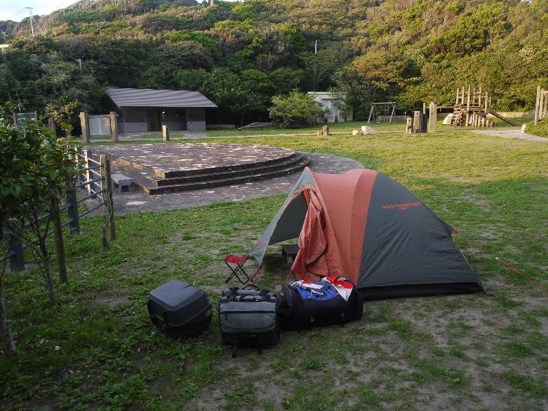「八幡岬公園」