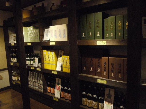 「木内酒造の日本酒&梅酒群」