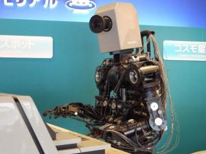 「つくば万博 エレクトーン演奏ロボット」