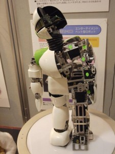 「ロボット カットモデル」