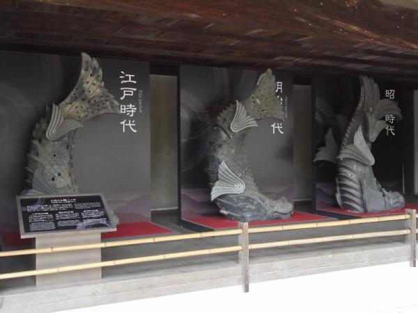 「姫路城修復工事1」