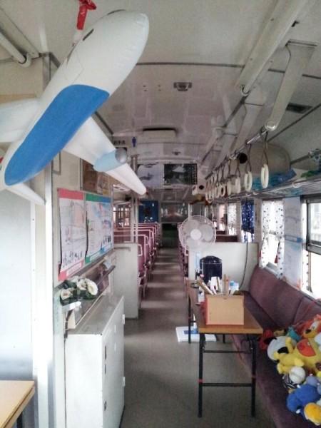 「三陸鉄道南リアス線 盛駅にて」