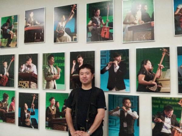 「新潟の芸術家たち展Ⅱ 大学オケ時代の一つ下の代のコンサートマスター」