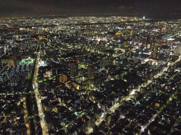 「東京スカイツリーからの夜景 その2」