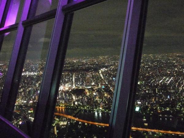 「東京スカイツリーからの夜景 その3」