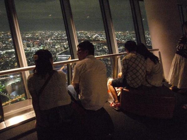 「東京スカイツリーからの夜景 その4」