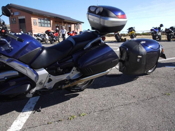 「バイク用リアカー?」