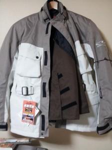 ラフ&ロードの秋冬ジャケット