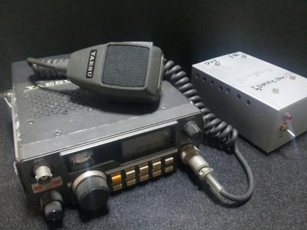アマチュア無線機 FT-690mk2