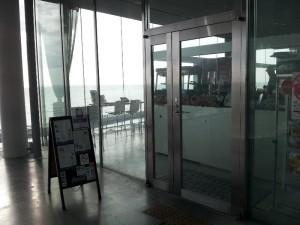 【茨城県日立市】 シーバーズカフェ 店構え