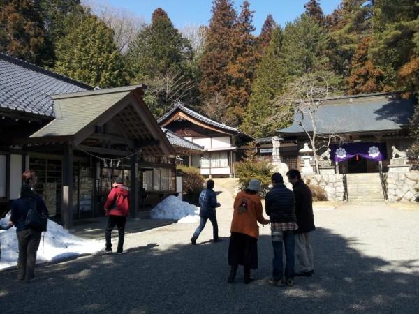 【福島県飯舘村】 山津見神社