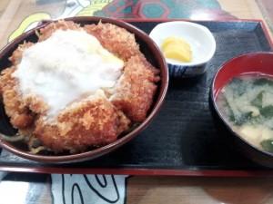 【福島県小野町】 すずきや食堂 「かつ丼」