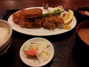 【茨城県水戸市】 クックファン 「ガルパンかつ」